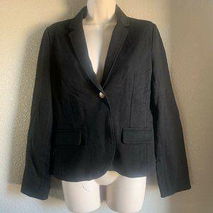 Sanctuary Single Button Blazer, Black